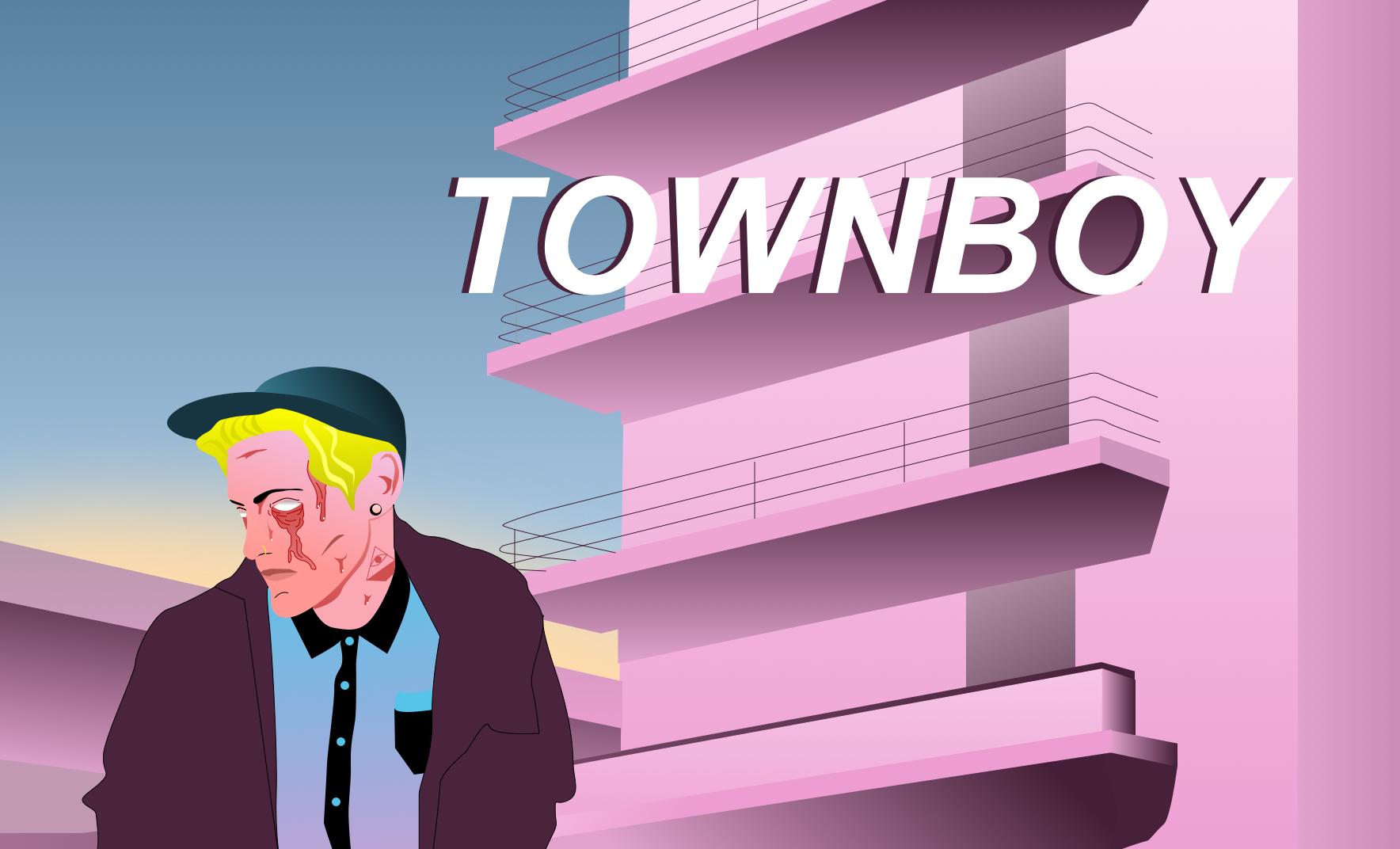 Dripdennis townboy