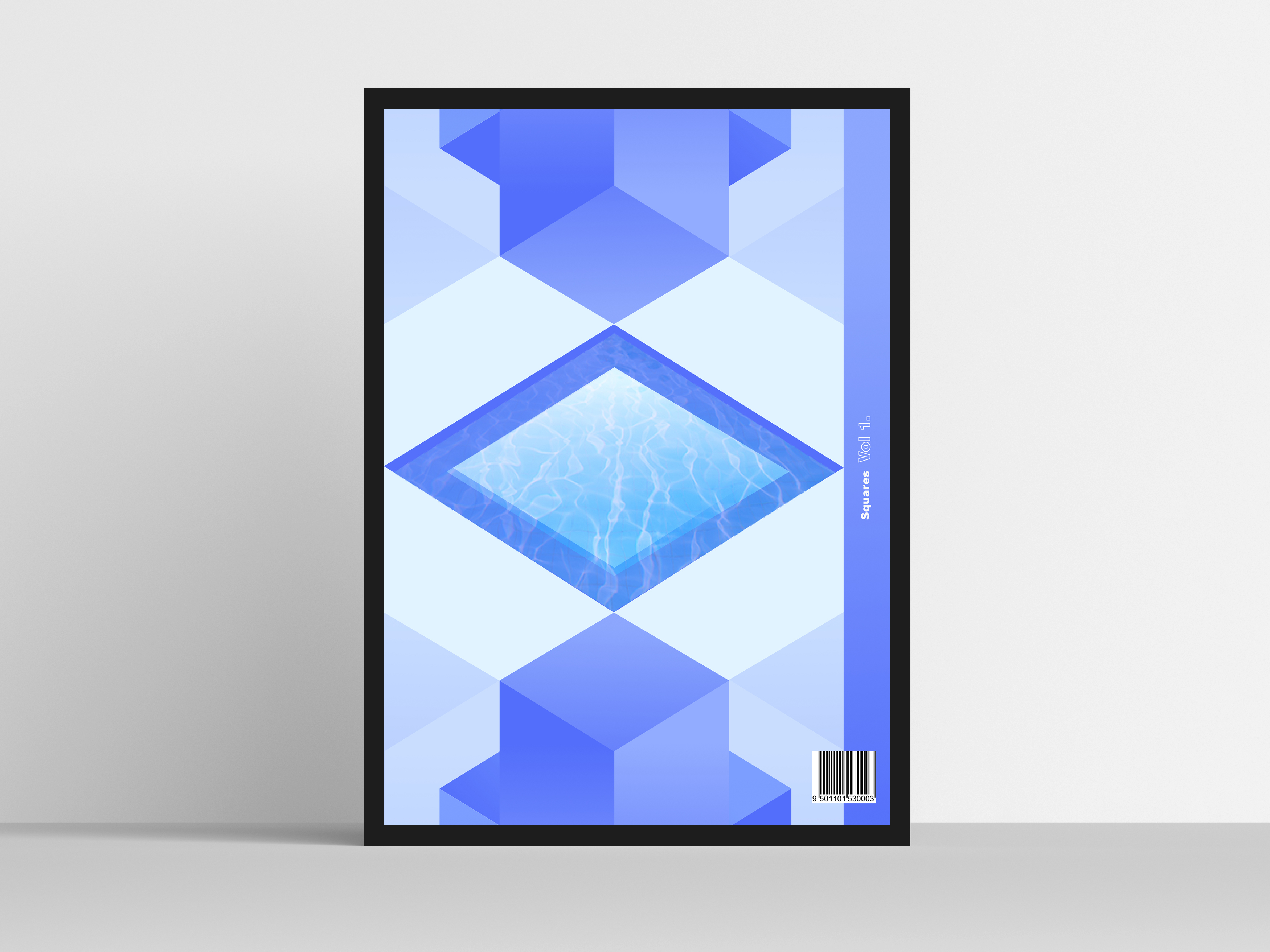 One Poster Mockup
